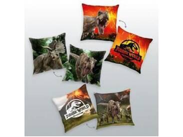 Dekokissen Herding Jurassic World, sort., 1 Stück