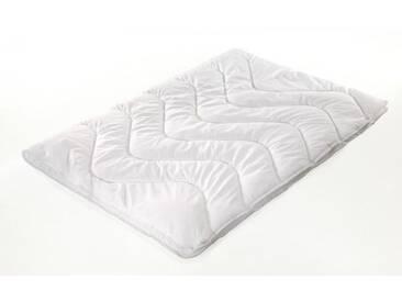 Ganzjahres Microfaser Steppbett 135 x 200 cm Allergiker geeignet