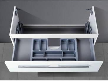 Waschtisch Unterschrank zu Keramag it 100 cm, mit Kosmetikeinsatz Waschbeckenunterschrank