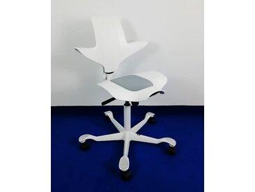 Sattelstuhl BLA Caipisco Plus Sitzpad weiss Auswahl Farbe