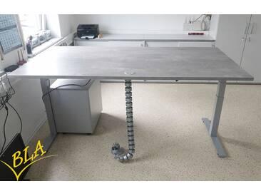 Schreibtisch Pendo Elektro Polar Top 220 x 120 cm Auswahl Farbe