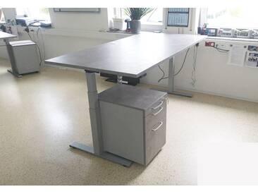 Schreibtisch Pendo Elektro Polar Top 200 x 100 cm Auswahl Farbe