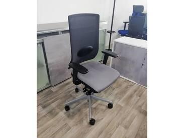 Bürostuhl Grammer Globeline 6 Comfort Mesh anthrazit Vor-Ort-Artikel