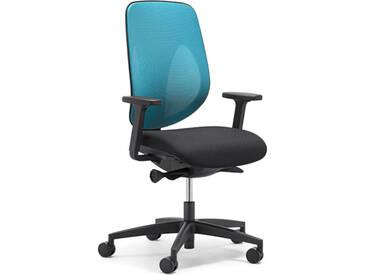 Drehstuhl Giroflex 353 3D-Netzrücken AM Auswahl Farbe