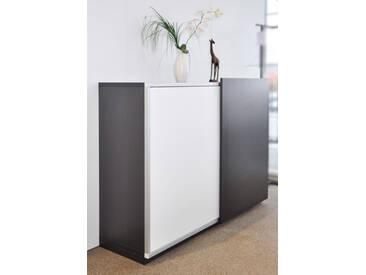 Schiebetüren-Sideboard Expendo Line Exklusiv 200 cm 3 OH Auswahl Farbe