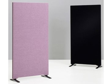 Stellwand Raumteiler LTX Edige Scharf Stoff Akustik 80 x 180 cm
