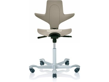 Sattelstuhl BLA Caipisco Plus Sitzpad grau Auswahl Farbe