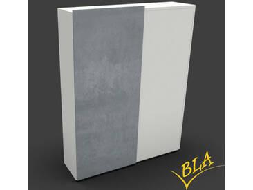 Schiebetürenschrank Expendo Line Exklusiv 160 x 228 cm 6 OH Farbauswahl