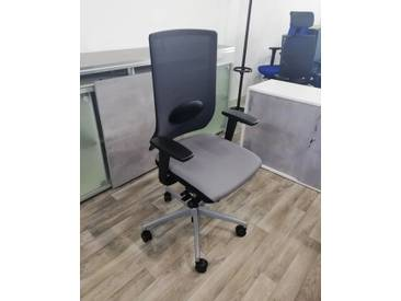 Bürostuhl Grammer Globeline 6 Comfort Mesh KS anthrazit Vor-Ort-Artikel