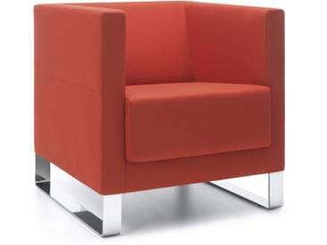 Loungesessel BLA Van Cover Lite Kufe Auswahl Farbe