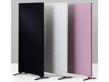 Stellwand Raumteiler Lintex Edge Sharp Stoff Akustik 80 x 180 cm