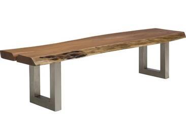 Kare-Design: Sitzbank, Akazie, B/H/T 180 45 45