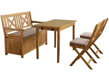Ambia Garden: Garten-Set, Akazie, Taupe
