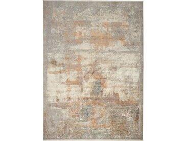 VINTAGE-TEPPICH 160/230 cm Silberfarben, Currygelb