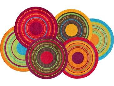 Esposa: FUßMATTE 110/175 cm Graphik Multicolor