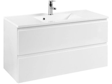 Xora: Waschtisch, Weiß, B/H/T 100 56 47