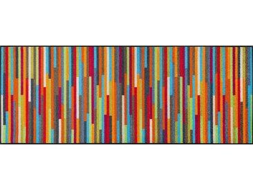 Esposa: FUßMATTE 75/190 cm Graphik Multicolor