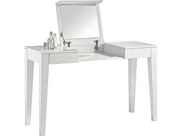 Xora: Tisch, Weiß, B/H/T 125 120 45
