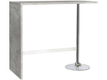Tisch, Dunkelgrau, B/H/T 60 105 120