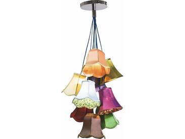Kare-Design: Hängeleuchte, Mehrfarbig, B/H/T 60 116 60