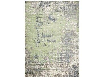 VINTAGE-TEPPICH 200/300 cm Olivgrün