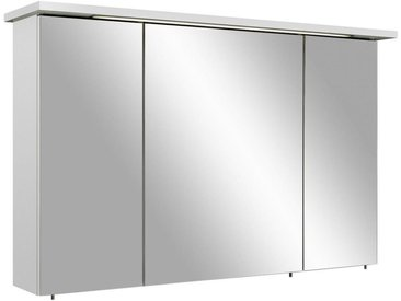 Xora: Spiegelschrank, Holzwerkstoff, B/H/T 115 72 20