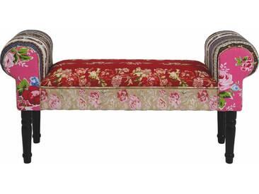 Kare-Design: Sitzbank, Mehrfarbig, B/H/T 100 54 30