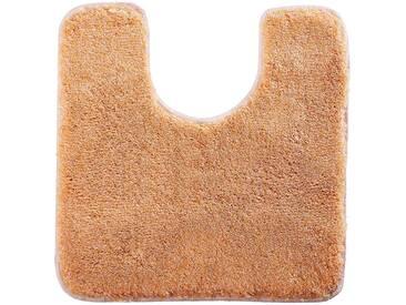 Kleine Wolke: WC-VORLEGER Orange 55/55 cm