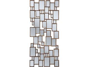 Kare-Design: Spiegel, Kupfer, B/H/T 54 132 3