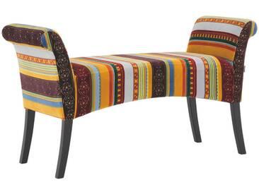 Kare-Design: Sitzbank, Mehrfarbig, B/H/T 110 61 40