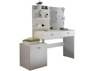 Xora: Tisch, Weiß, B/H/T 132 145 43