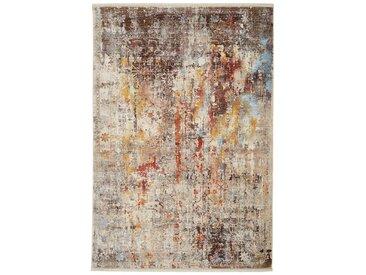 VINTAGE-TEPPICH 160/235 cm Grau, Multicolor