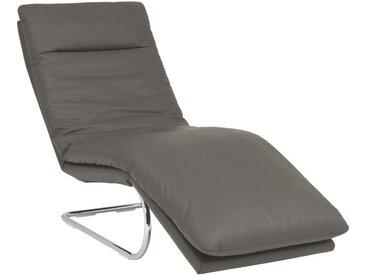 Chilliano: Relaxliege, Graphit, B/H/T 65 101 158
