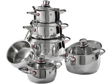 WMF: Topf-Set, Silber, B/H/T 31 28,5 53,2
