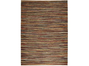 Fleckerlteppich 130/190 cm Multicolor