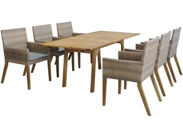 Ambia Garden: Tischgruppe, Akazie