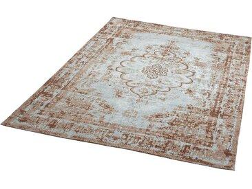 WEBTEPPICH 160/230 cm Braun, Türkis