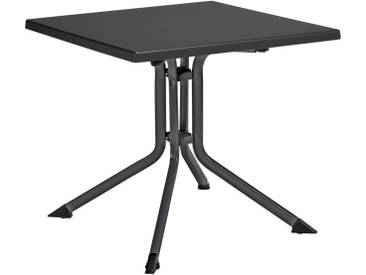 Kettler HKS: Tisch, Anthrazit, B/H/T 80 74 80