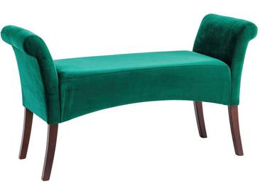 Kare-Design: Sitzbank, Grün, B/H/T 110 61 40