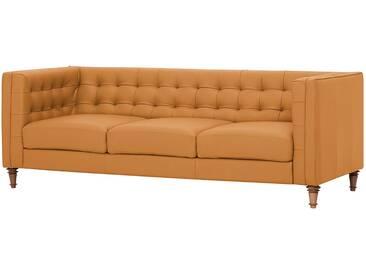 Sofa Buckingham (3-Sitzer) Echtleder