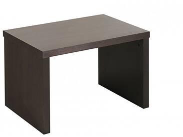 SAM® Nachttisch 50 x 36 cm Nachtkonsole Holz Buche wenge BEN 1 Auf Lager !