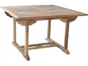SAM® Gartentisch rechteckig ausziehbar Teakholz 180 - 240 cm KUBA Auf Lager !