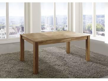 SAM® Esstisch Massivholz 180 x 90 cm Holztisch Wildeiche ELLI Auf Lager !