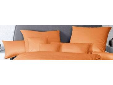 Janine Kissenbezug »Colors«, 2x 80x40 cm, orange
