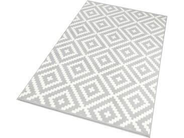 Hanse Home Teppich »Native«, 200x290 cm, 9 mm Gesamthöhe, grau