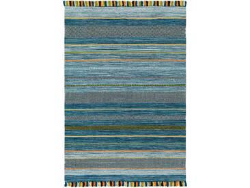 Arte Espina Teppich »Kalleen«, 170x230 cm, 8 mm Gesamthöhe, blau
