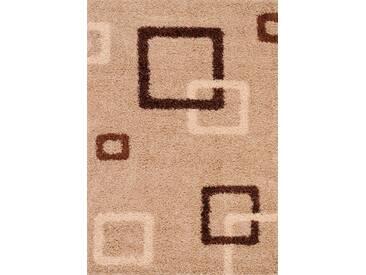 Arte Espina Hochflor-Teppich »Maedow 4120«, 160x230 cm, 40 mm Gesamthöhe, beige