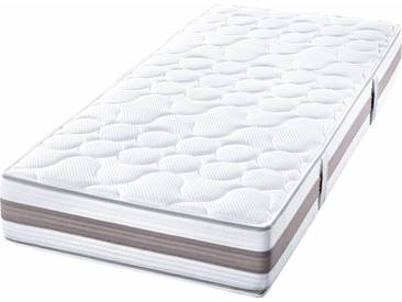 Hn8 Schlafsysteme Taschenfederkernmatratze »Dynamic Gelschaum TFK 26«, 1x 90x200 cm, ideal für Hausstauballergiker, 101-120 kg