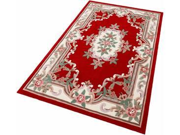 Theko® Teppich »Ming«, 120x180 cm, 14 mm Gesamthöhe, rot