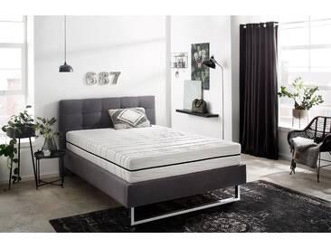 Sun Garden Komfortschaum Matratze »Deluxe P1480«, 1x 160x200 cm, weiß, 0-100 kg